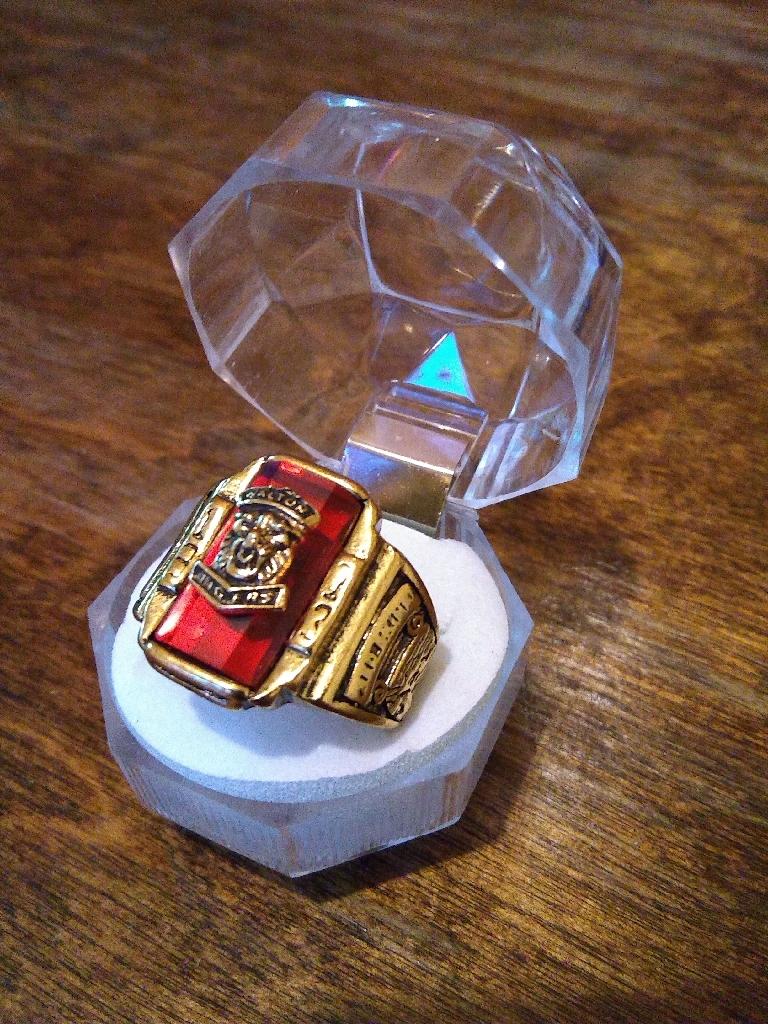Men's Walton Tiger Ring
