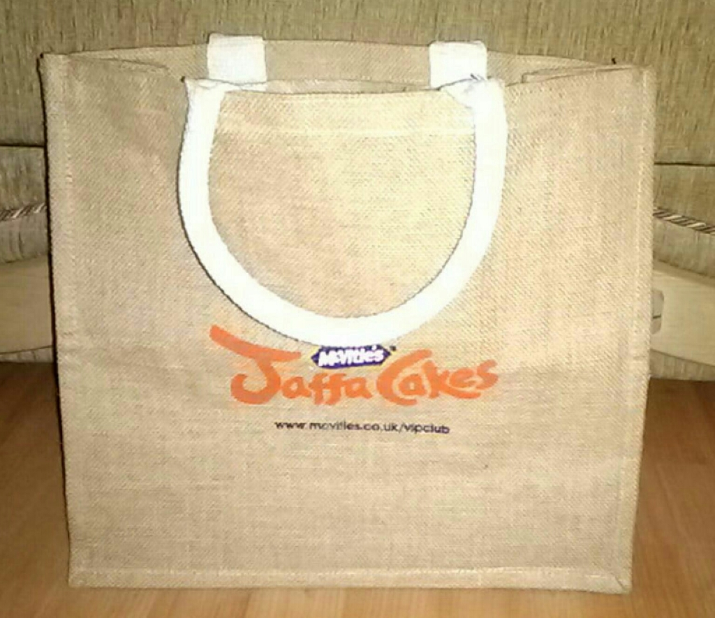 McVitie's Jaffa Cake Bag