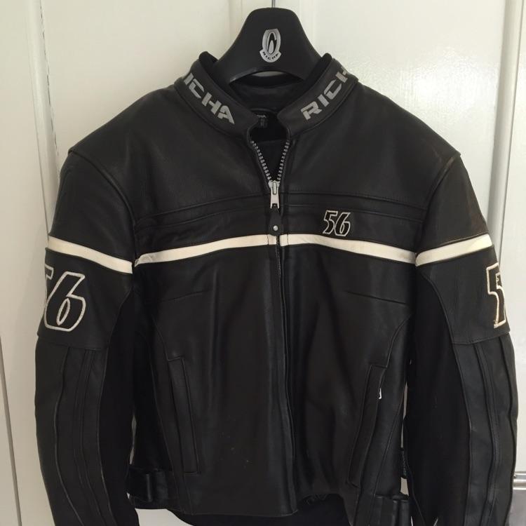 best sell original 100% authenticated Richa Ladies Leather Biker Jacket