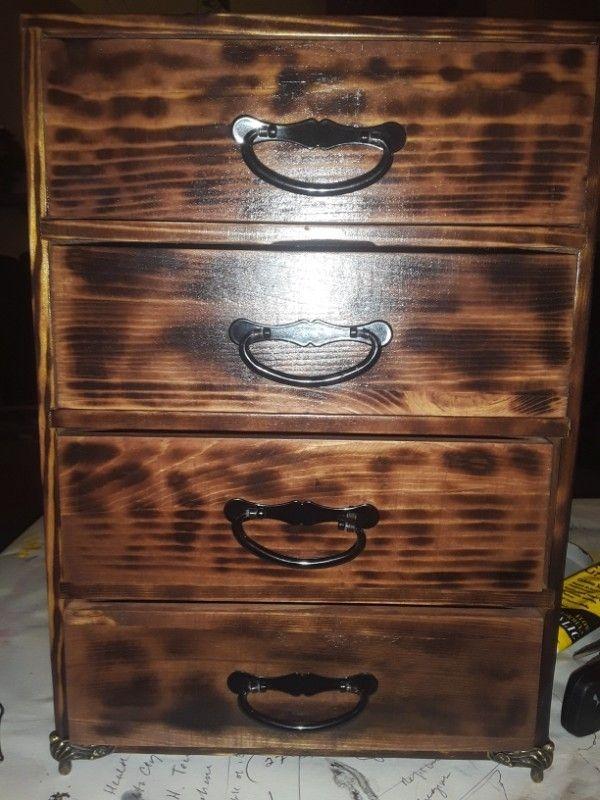 Handmade mini dresser