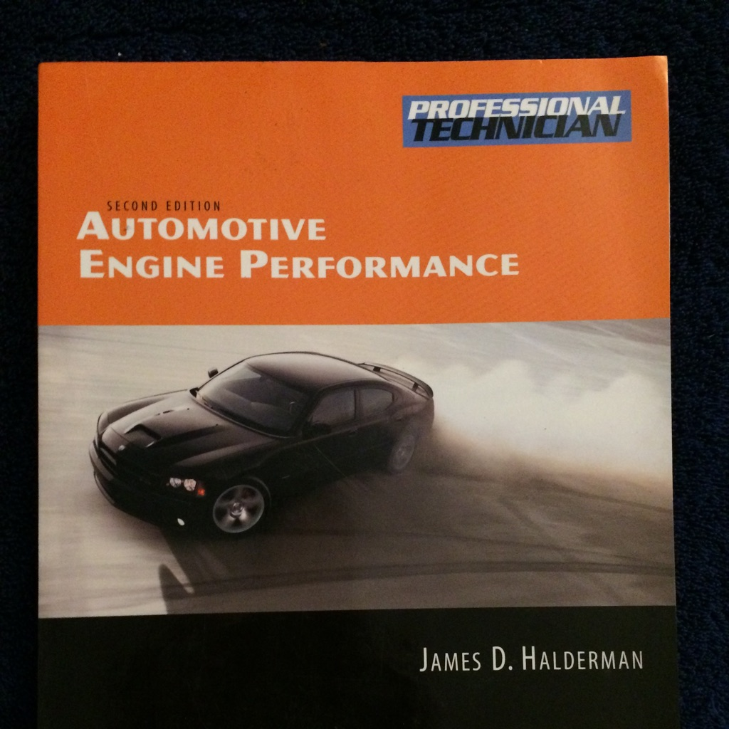 Automotive Engine Performance Second Edition 📖