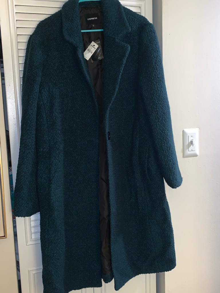 New Express Fall/Winter Coat