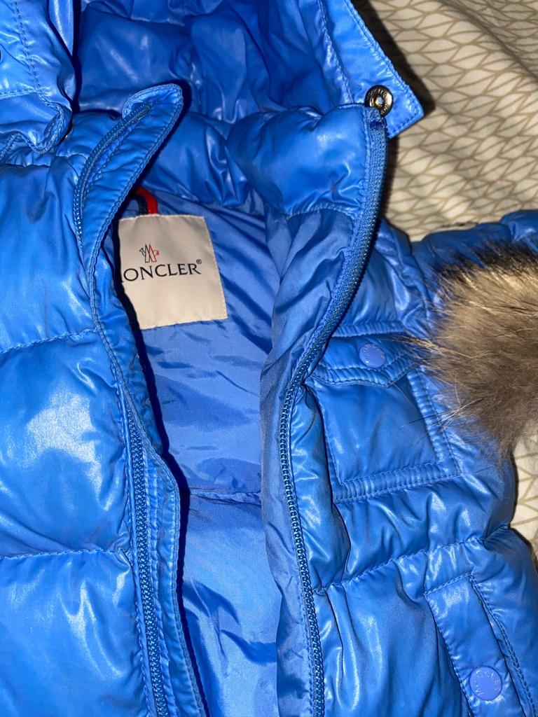 Unisex moncler coat