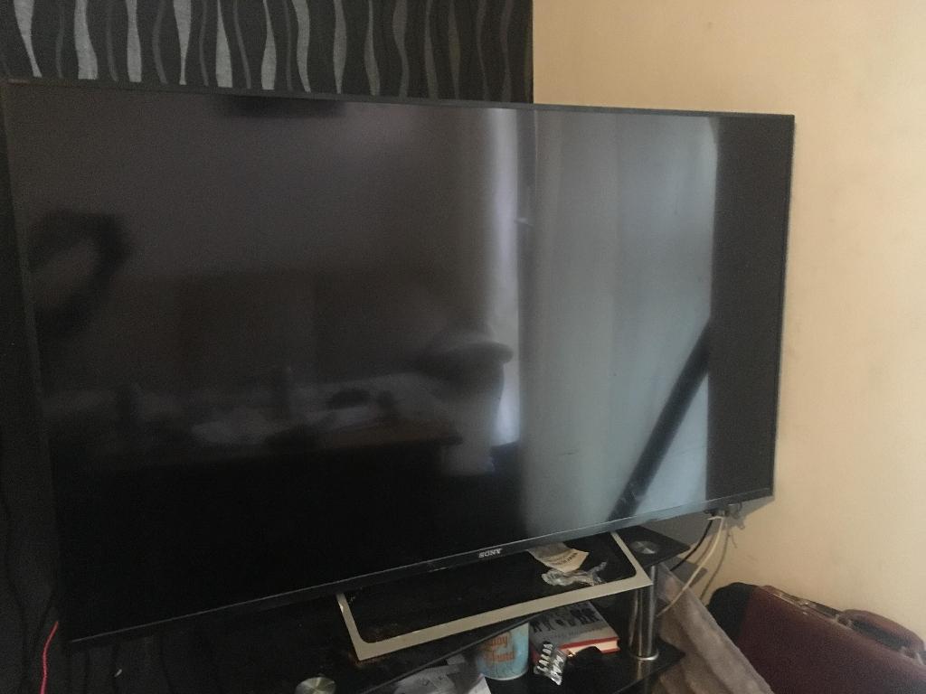 55inc sony 4k tv