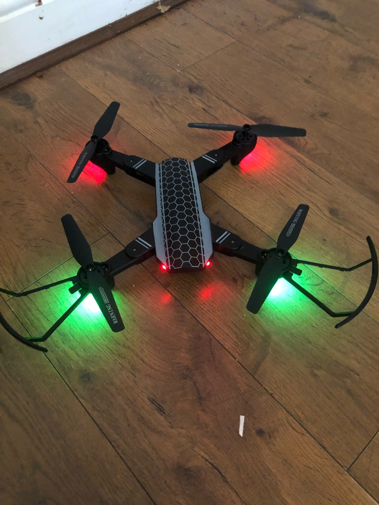 Xtreme foldable drone
