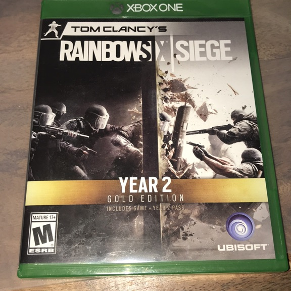 Rainbows 6 siege