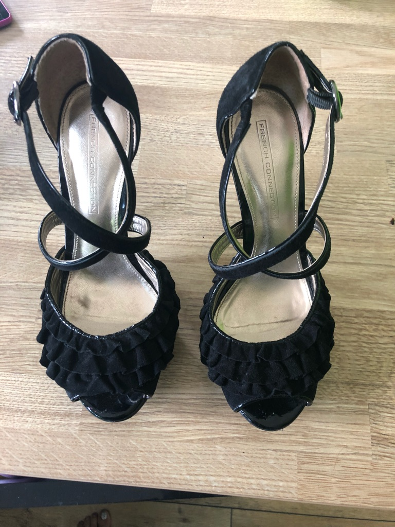 French connection ladies shoes / heels