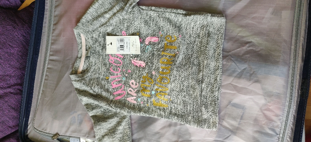 Baby girl's sweatshirt and jumper's