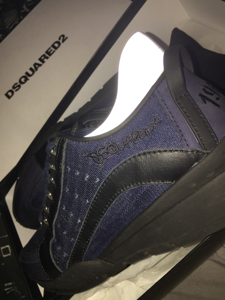 Mens dsquared size 6