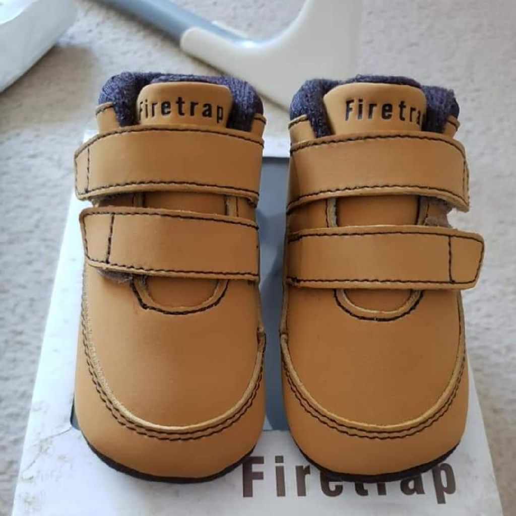 Firetrap baby shoes