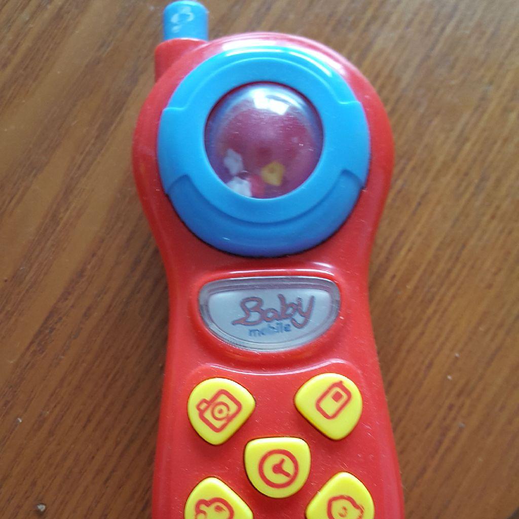 Unisex musical mobile phone