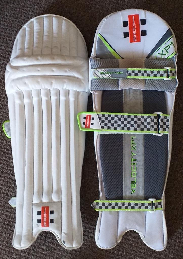 Grey Nicolls cricket Helmet and Pads