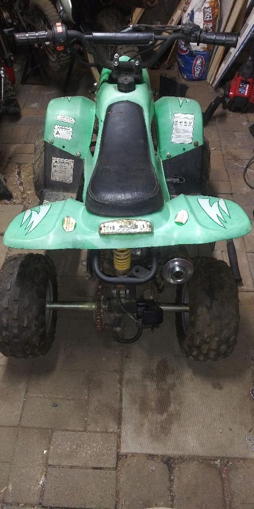 72cc 4 wheeler