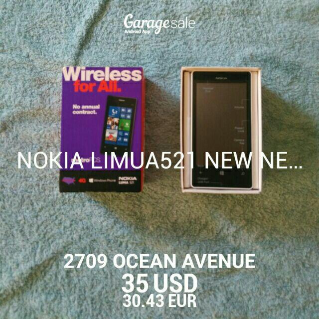 Nokia lumua 522