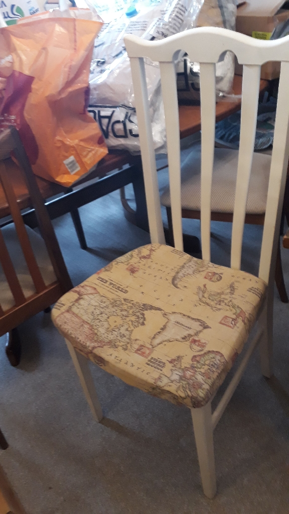2x dining / kitchen chairs