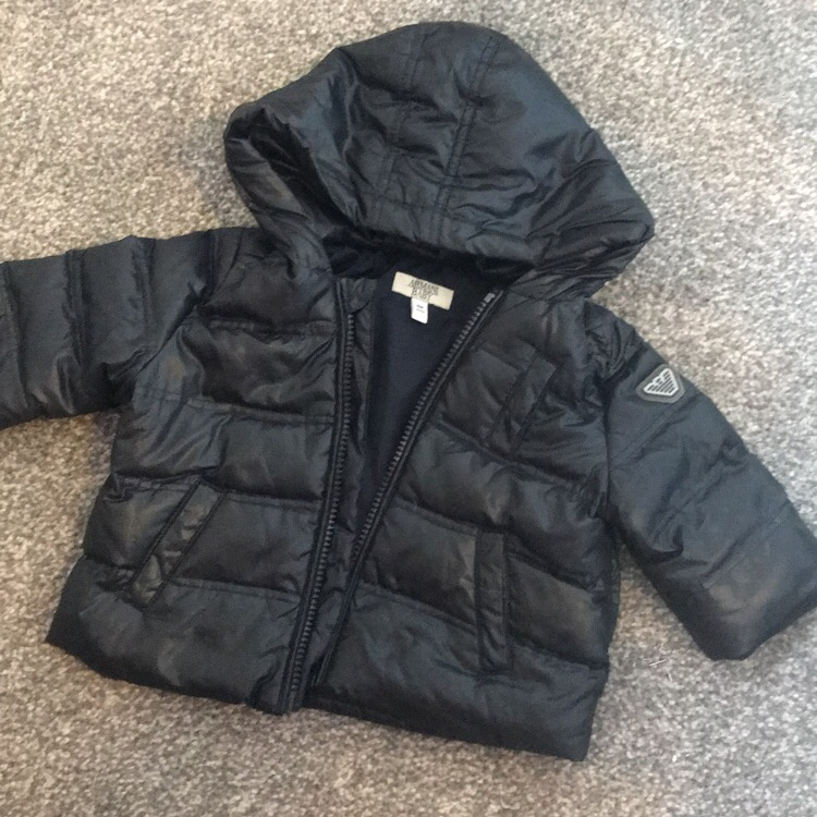 Baby boy Armani jacket