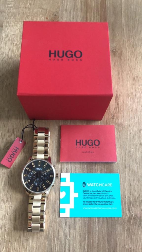 Genuine brand new Hugo boss mens watch