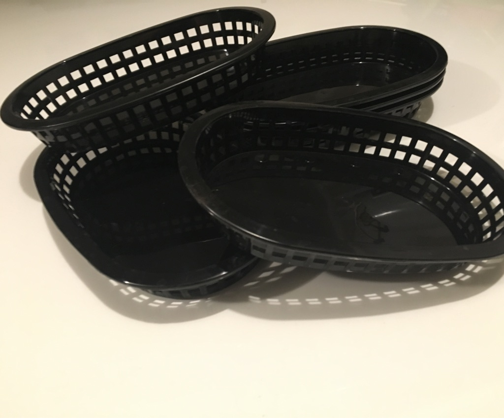 400+Tablecroft basket trays