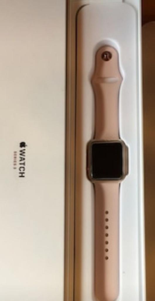 Brand new apple watch series 3 lte/gps