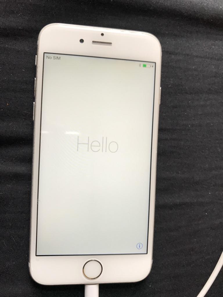 iPhone 6s Space Grey - 16GB Unlocked