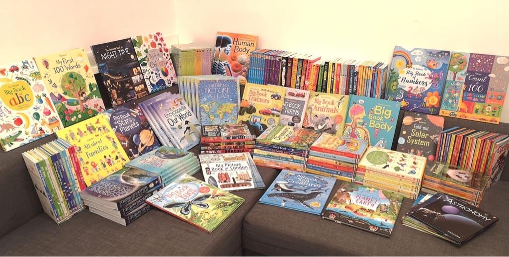 Usborne Children's Books