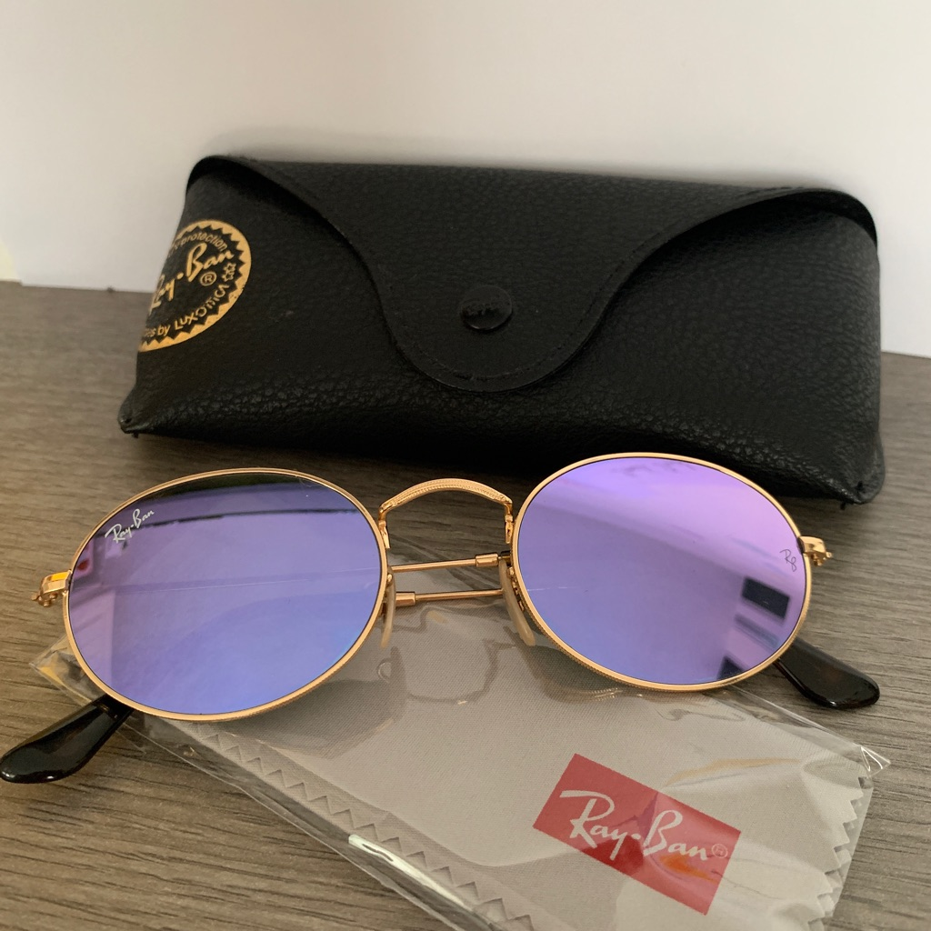 Ray Bans Oval unisex