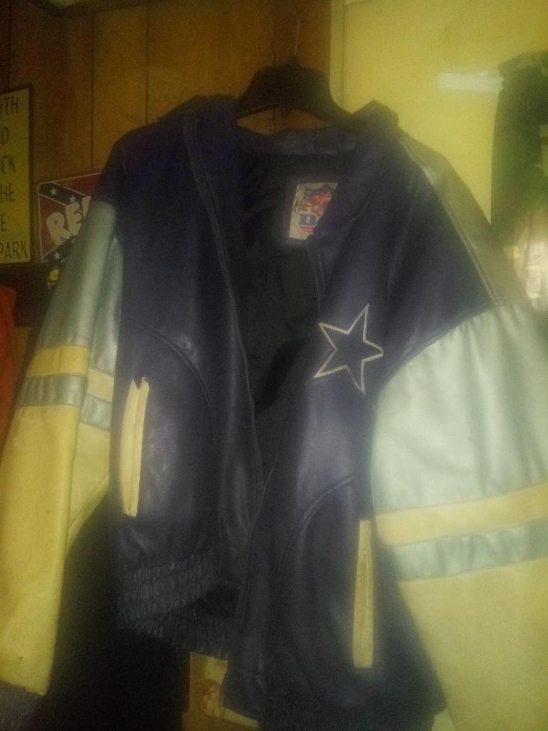 Dallas cowboys game day jaket