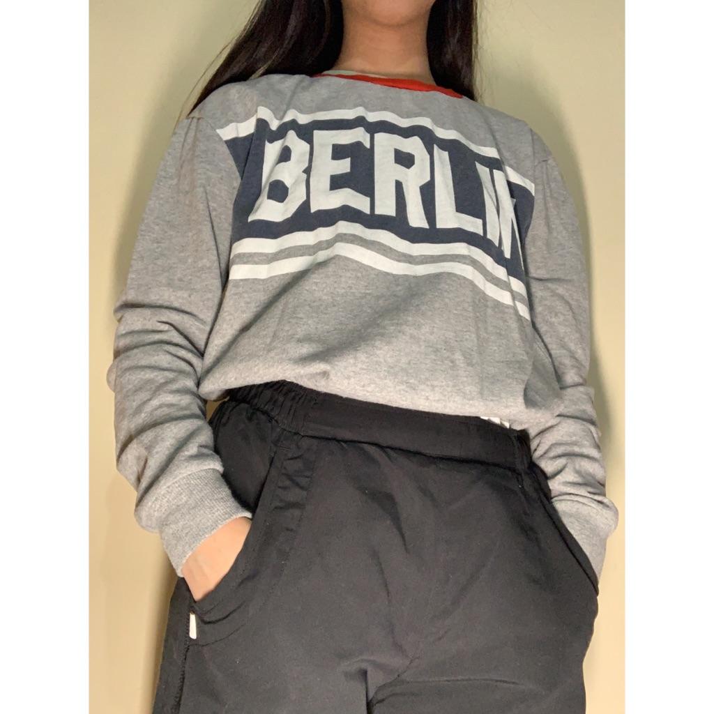 BERLIN Sweatshirt/Jumper