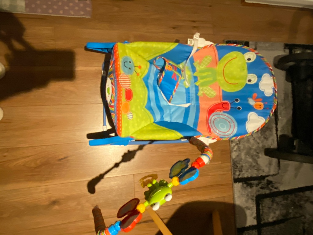 Baby bouncer/ toddler chair