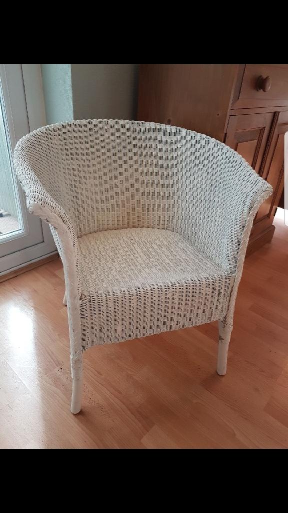 Lloyd Loom Lusty chair