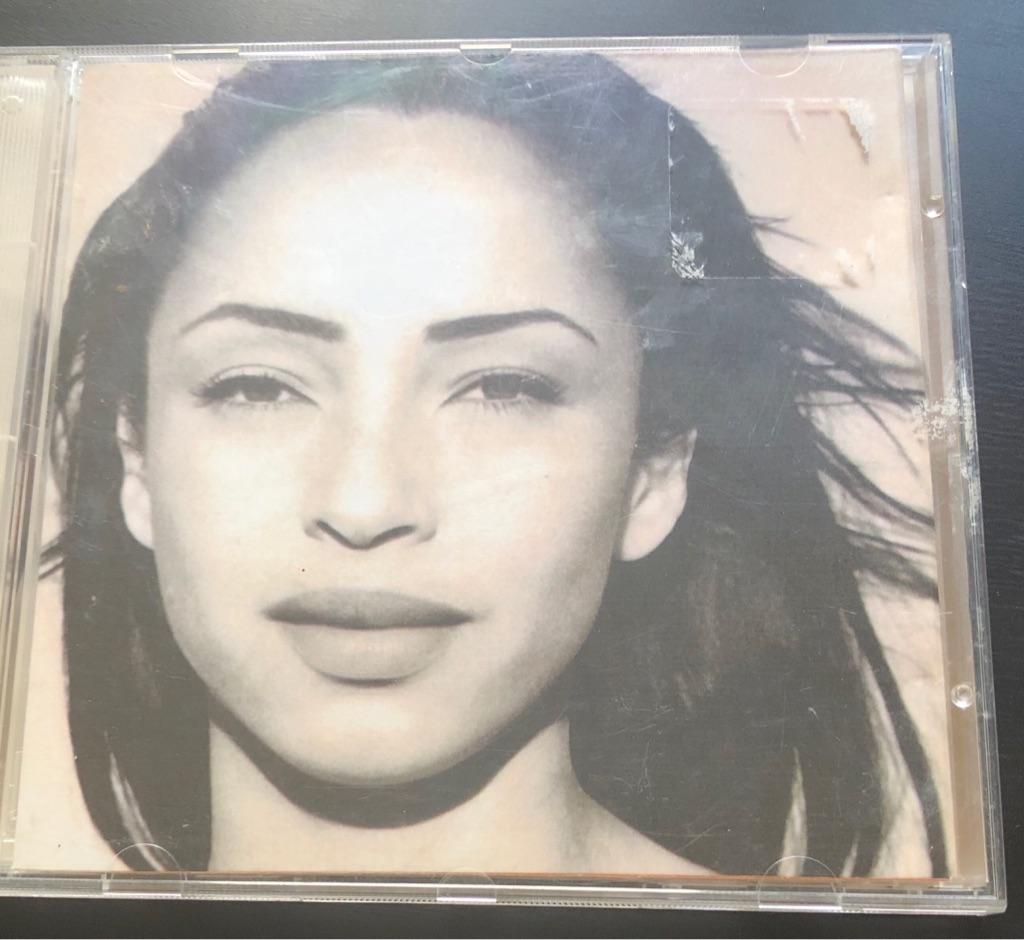 THE BEST OF SADE CD