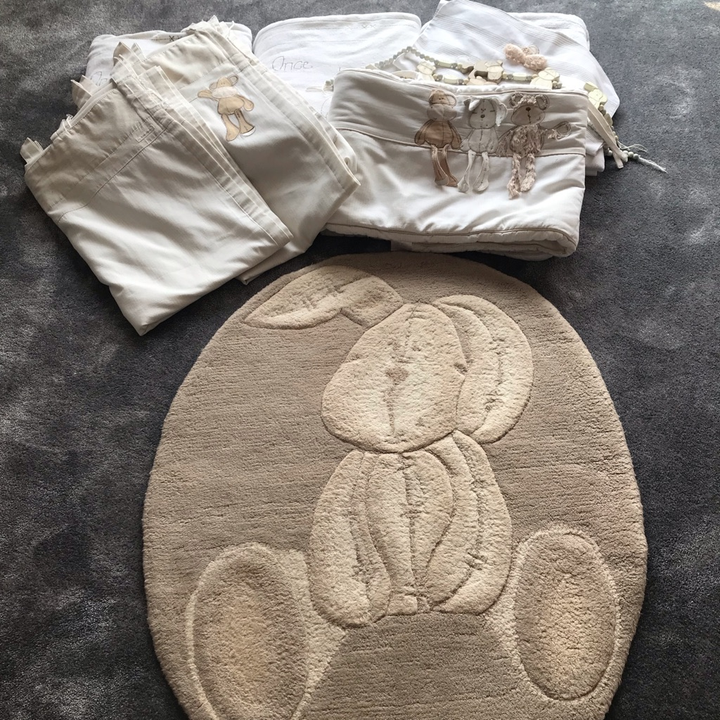 Bundle of Mamas and Papas nursery interior