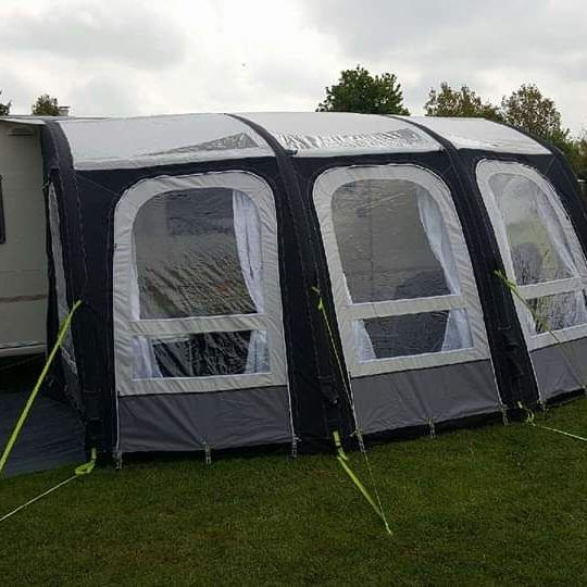 Kampa ace air 400 awning