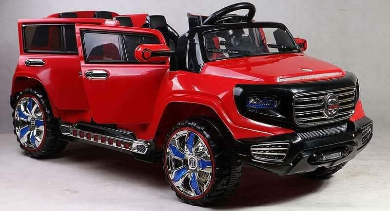 Jeep hurricane 12v new