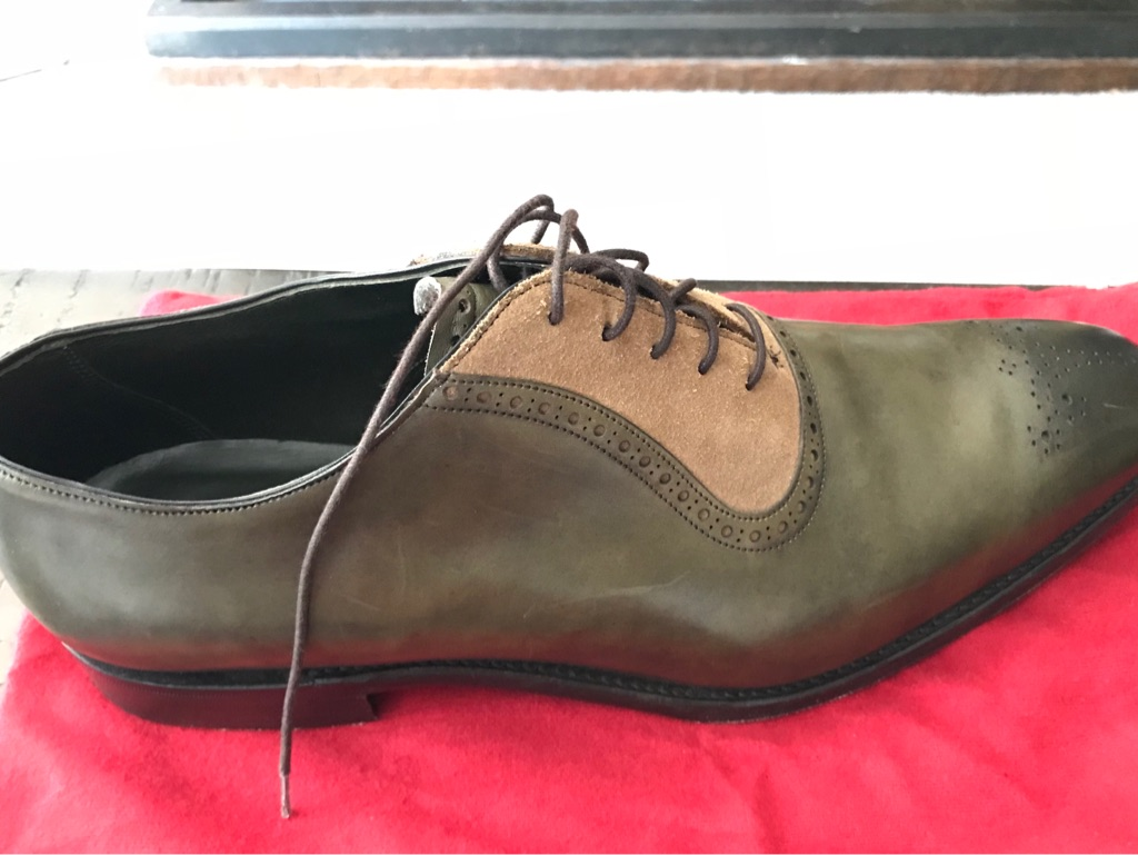 Clements and Church men's dress shoes size 10.5