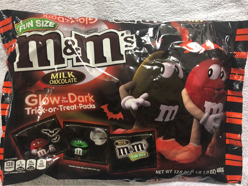 American Chocolate M&Ms