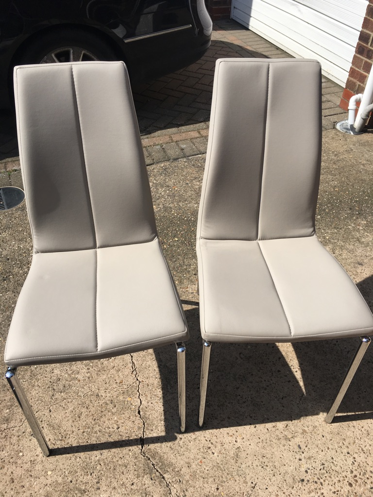 Next 'Opus' chairs