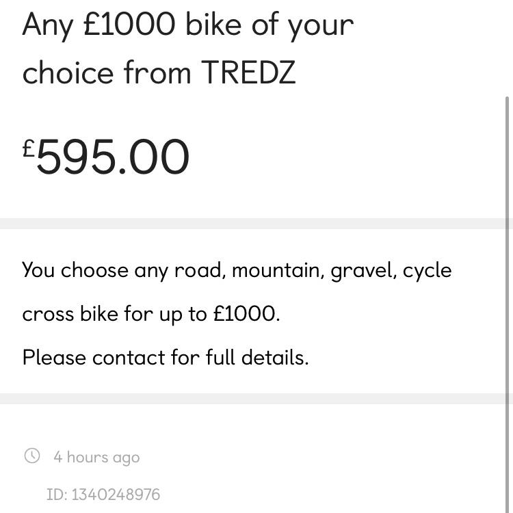 Road, mountain, gravel bike