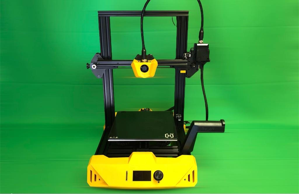 SOLD ⚠️ 3D Printer * Fully Assembled* Artillery Hornet* Like NEW* Leeds 15