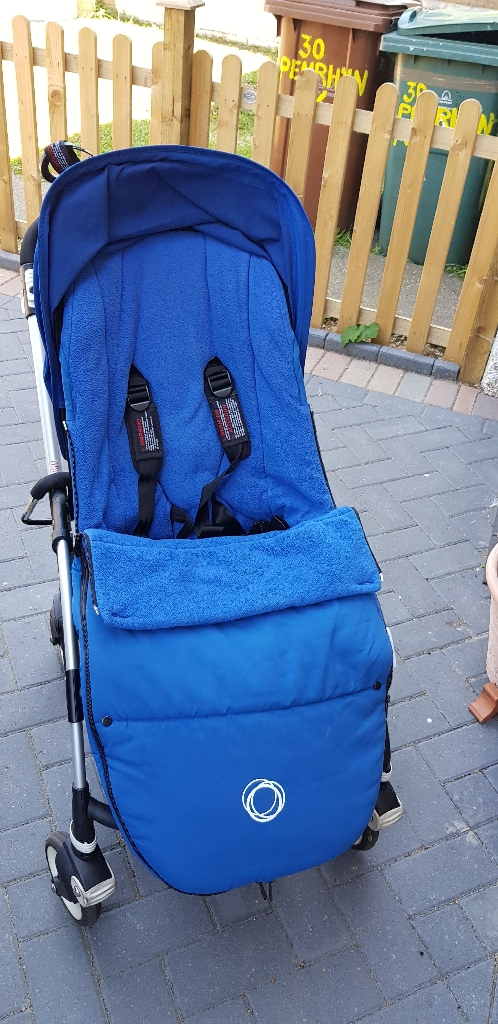 Bugaboo bee plus 2014 model