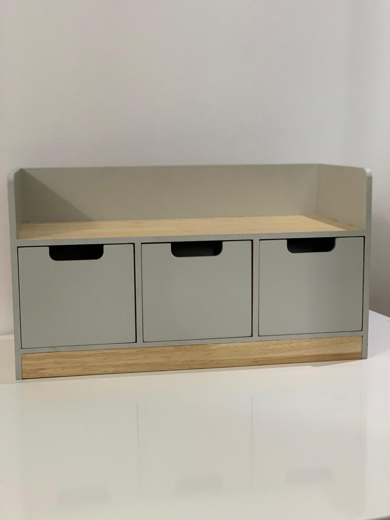 Modern Stylish Desk Tidy/Knick-knack draw