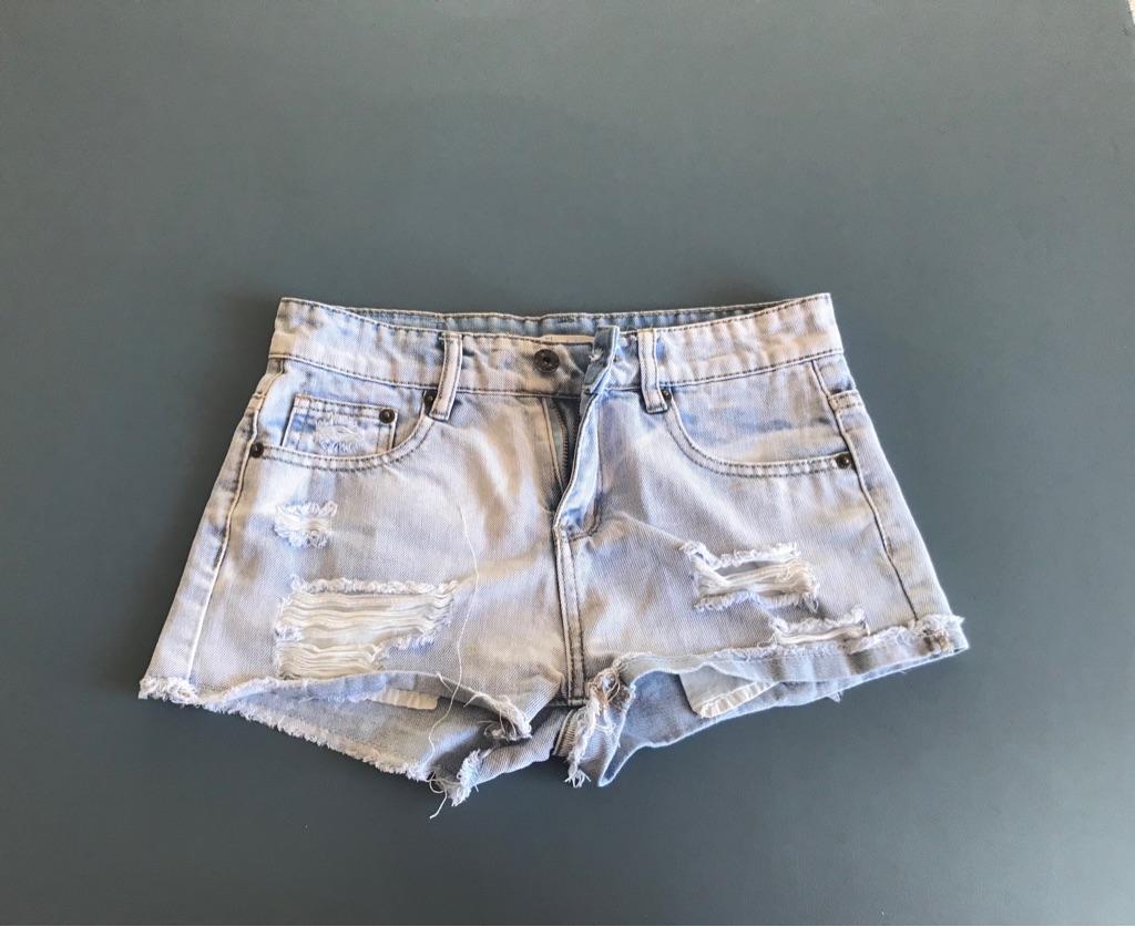 XS Blue Jean Short