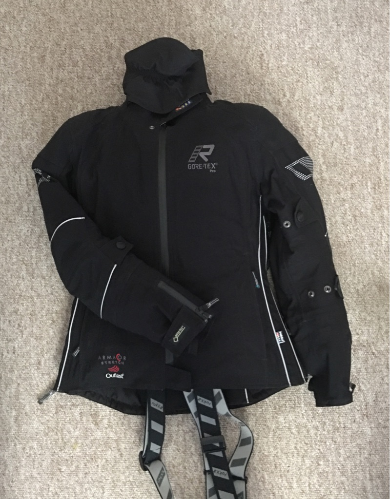 Rukka jacket + trousers Female sizes 36