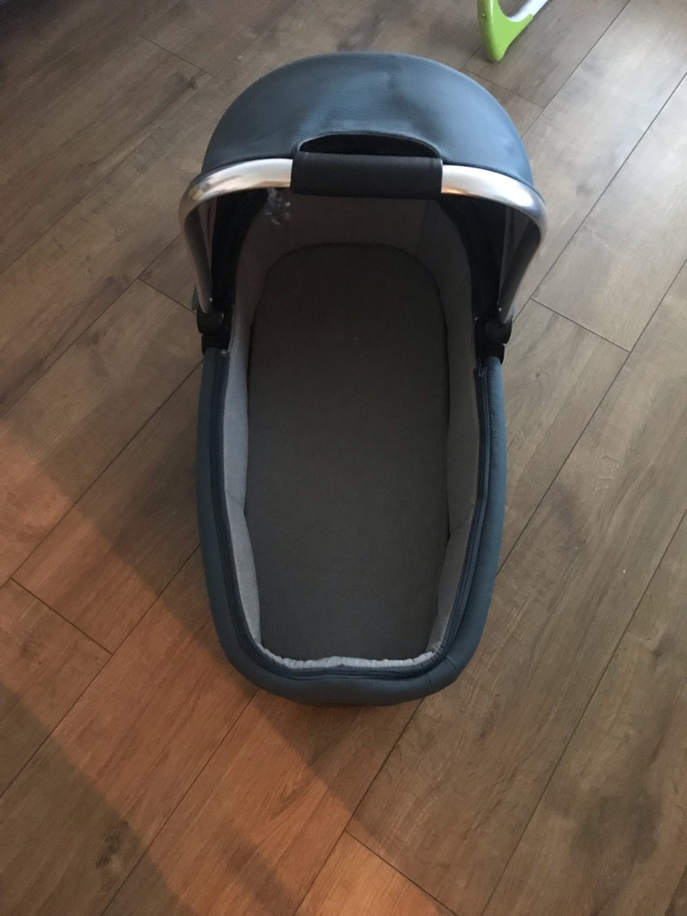 Mamas and papas blue mist pram/buggy part and cosy toes