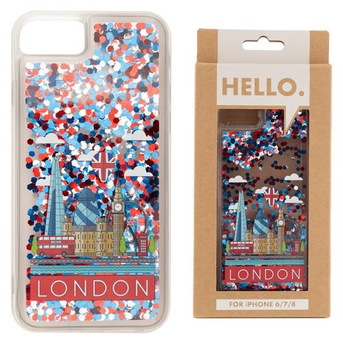iPhone 6/7/7 phone case- London icons design