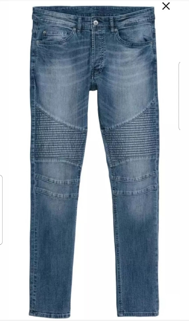 H and M Mens Skinny Jeans