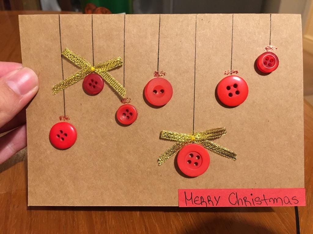 Christmas Greeting cards Handmade