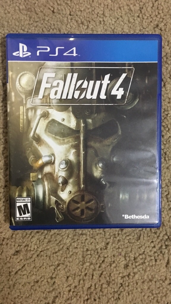 Fallout 4 (PS4 edition)