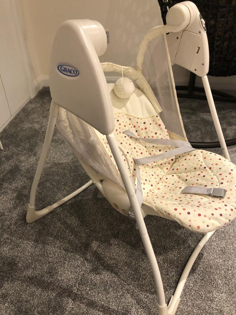 Garcio swing chair
