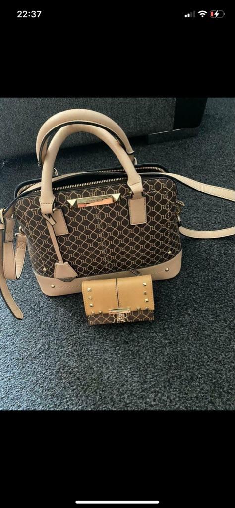 River island bag & purse